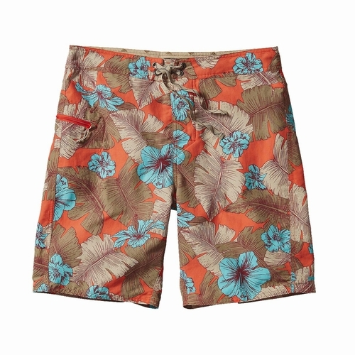 Ms Printed Wavefarer Board Shorts-19in 2016SS