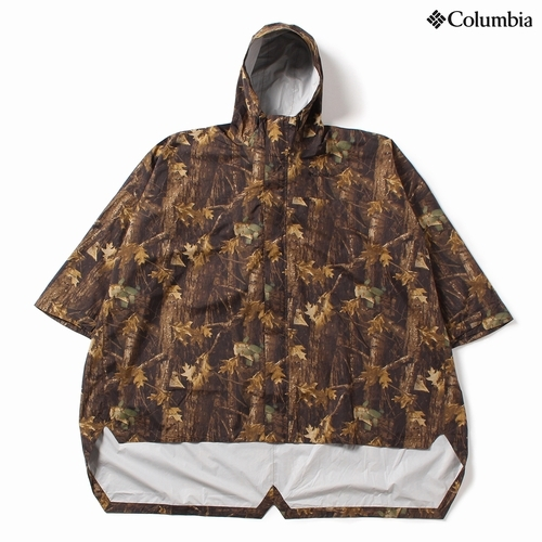 SPEY PINES HUNTING PATTERNED PONCHO