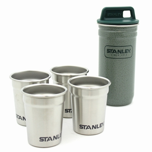 PACKABLE SHOT GLASS SET