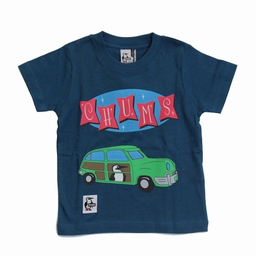 Kid's Car T-Shirt 2015SS