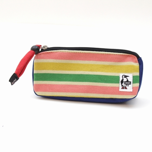 CHUMS Pencil Case Sweat Nylon 2015SS