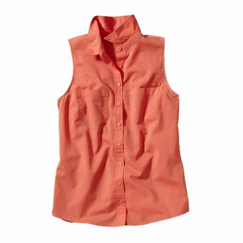 W's Brookgreen Sleeveless Top 2015SS