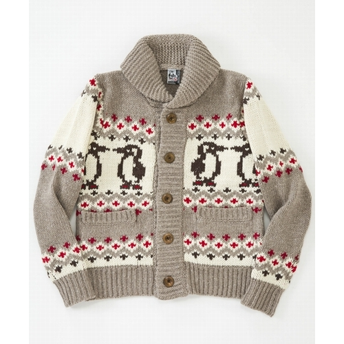 Park City Knit Jacket-sj