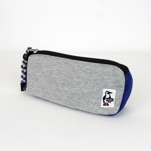 CHUMS Pencil Case Sweat Nylon 15-16FW