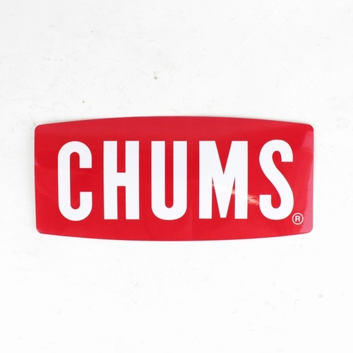 Sticker CHUMS Logo Medium 2016SS