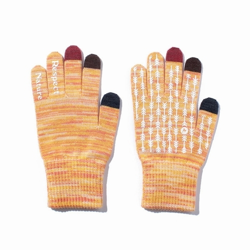 WOOL KNIT GLOVE Yuri Yosumi Collaboration 2016SS
