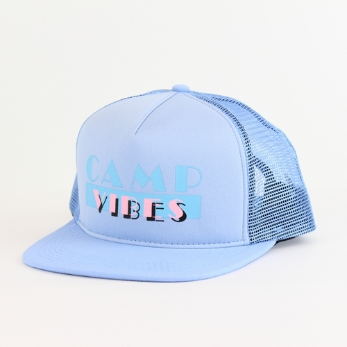 MIAMI CAMP VIBES MESH TRUCKER