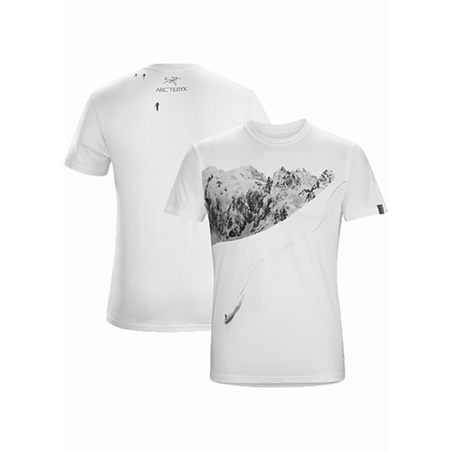 Journey down SS T-shirt Mens