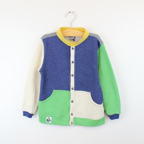Kid's Full Snap Hurricane Top