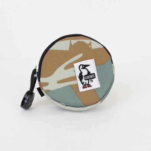 Eco Round Coin Case