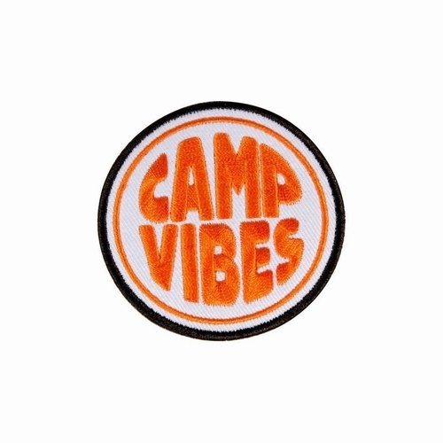 CAMP VIBES IRON-ON PATCHES
