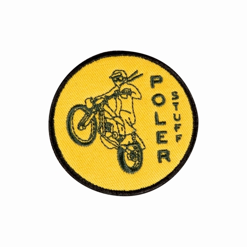 MOTO 1 IRON-ON PATCHES