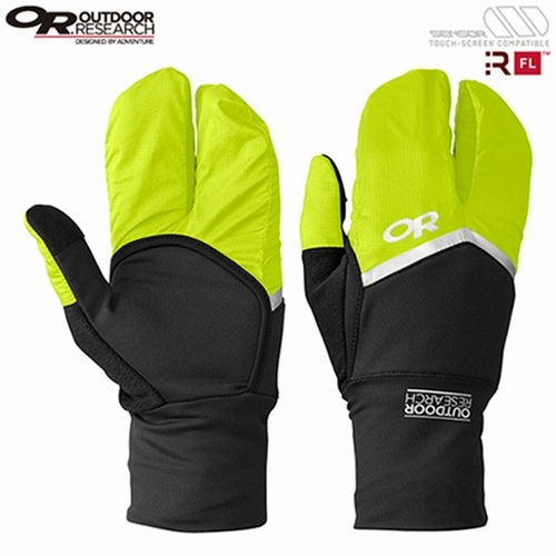 Hot Pursuit Convt Running Gloves-sj