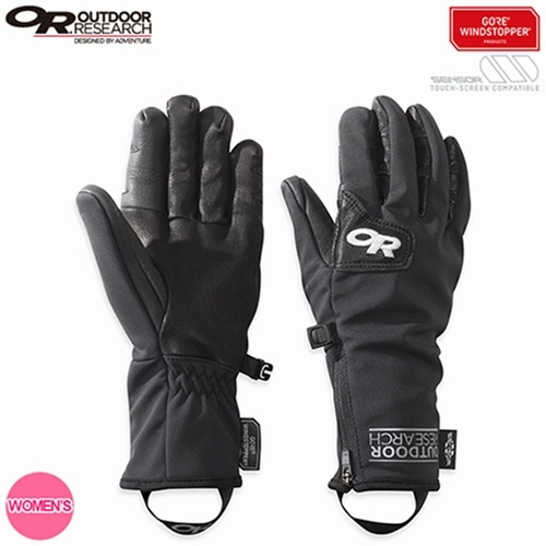 WoMens Stormtracker Sensor Gloves-sj
