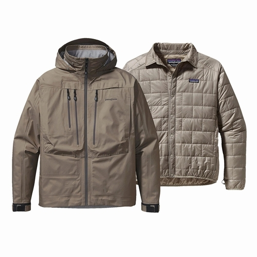3-in-1 River Salt Jkt