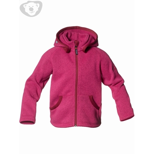 Rib Sweater Hood Kids