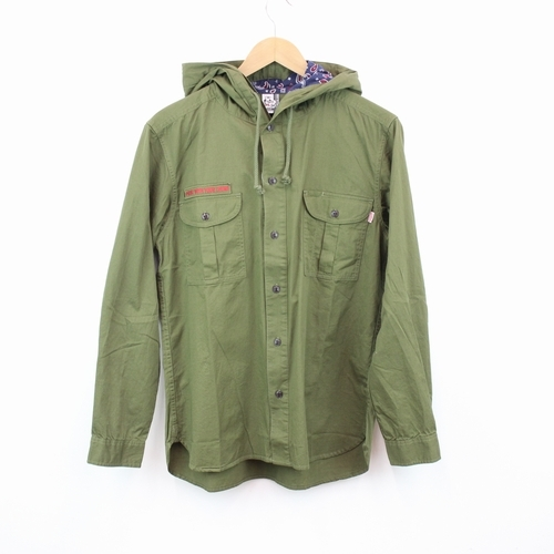 Scout Hoodie Shirt