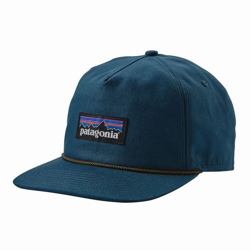 P-6 Label Stand Up Hat