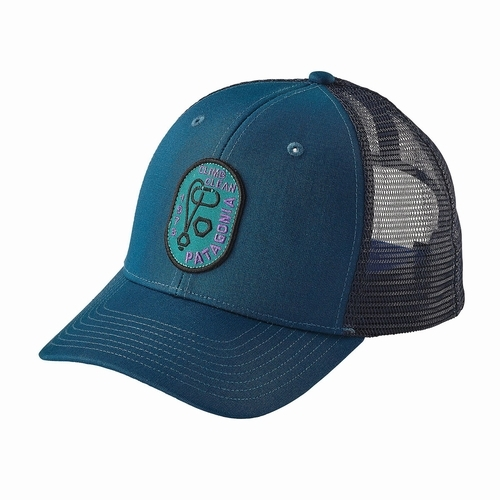 Climb Clean Rack Trucker Hat