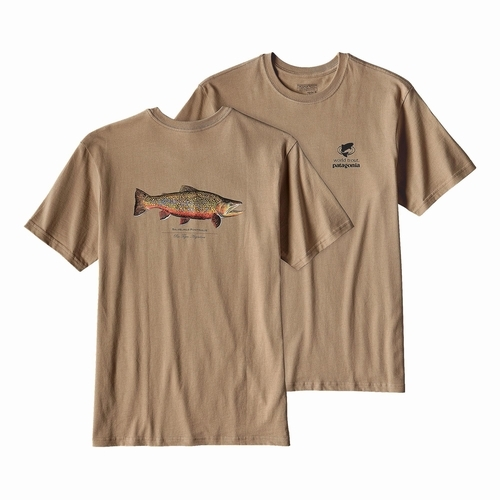 Ms World Trout Rio Tigre Cotton T-Shirt-sj