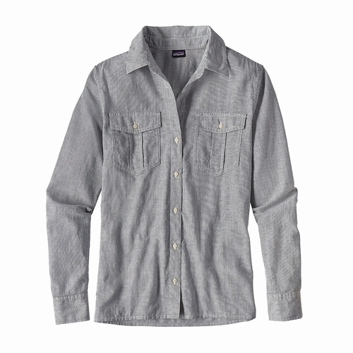 Ws LW AC Buttondown