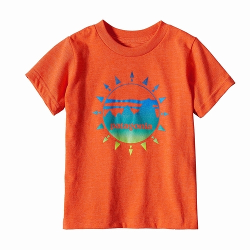Baby Graphic Cotton-Poly T-Shirt