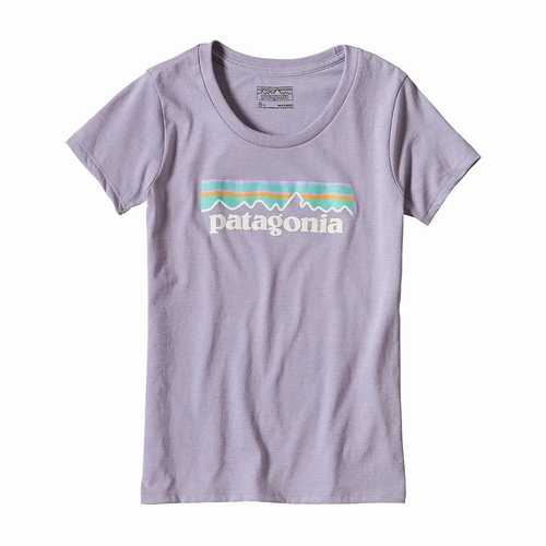 Girls Pastel P-6 Logo Cotton-Poly T-Shirt