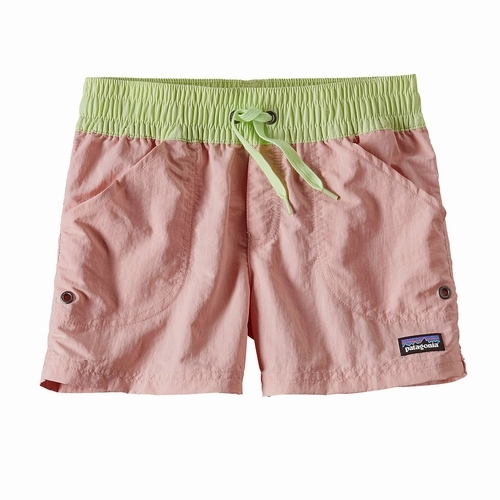 Girls Costa Rica Baggies Shorts