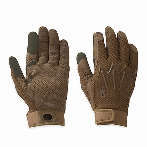 Halberd Sensor Gloves