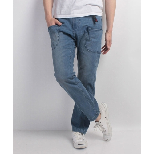 DENIM GARDEN PANTS