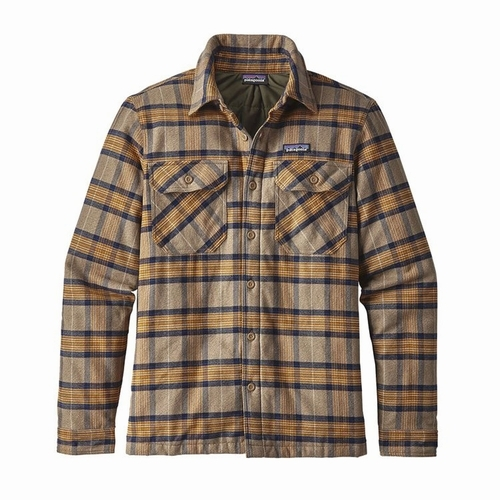 Ms Insulated Fjord Flannel Jacket