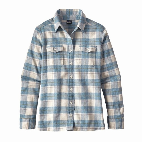 Ws L/S Fjord Flannel Shirt