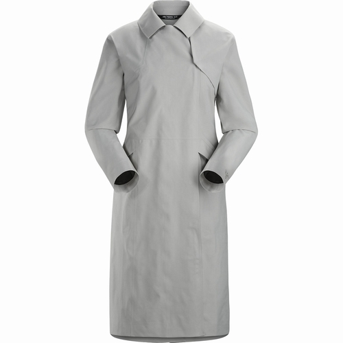 Nila Trench Coat Womens