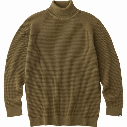 T-HIGHNECK SWEATER