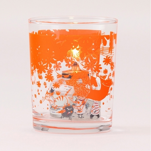 MOOMIN Glass lamp