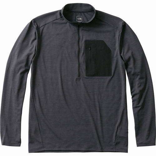 L/S Superhike Zip Up