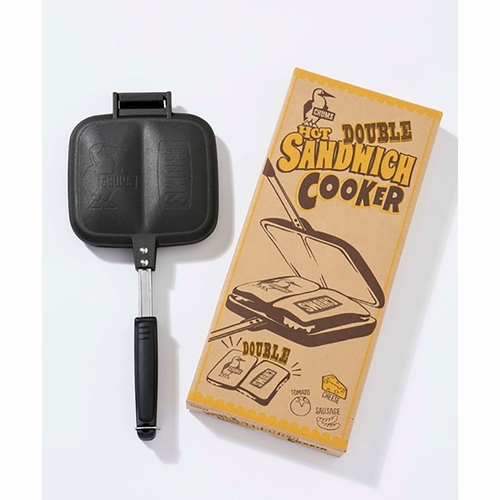 Double Hot Sandwich Cooker