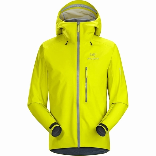 Alpha FL Jacket Mens