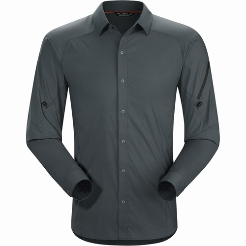 Elaho LS Shirt Mens