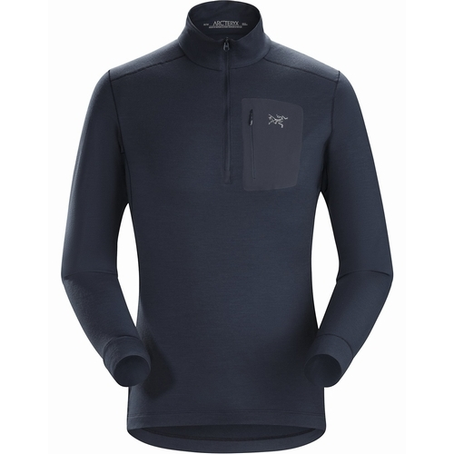 Satoro AR Zip Neck LS Mens