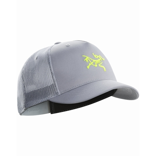 Short Brim Trucker Hat