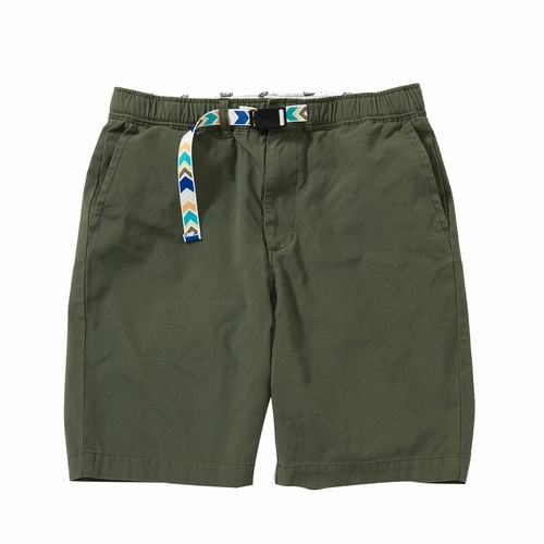 Webbing Belt Shorts