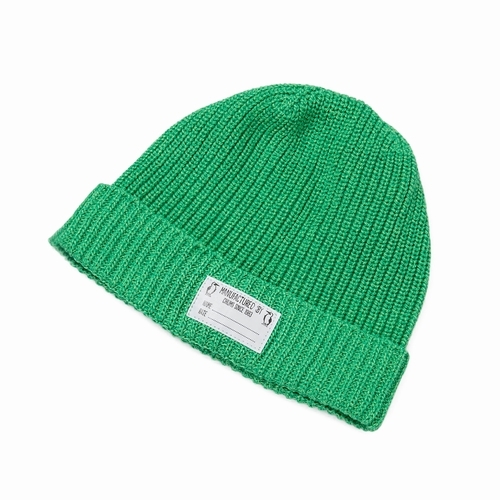 Cotton Knit Watch Cap