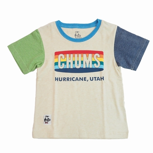 Kids Rainbow Logo T-Shirt