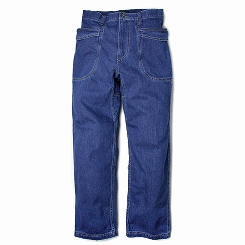 VENDOR BASIC PANTS/USED WASH