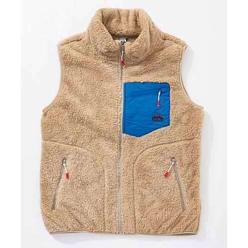 Bonding Fleece Vest