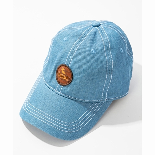 Booby Face Cap Denim