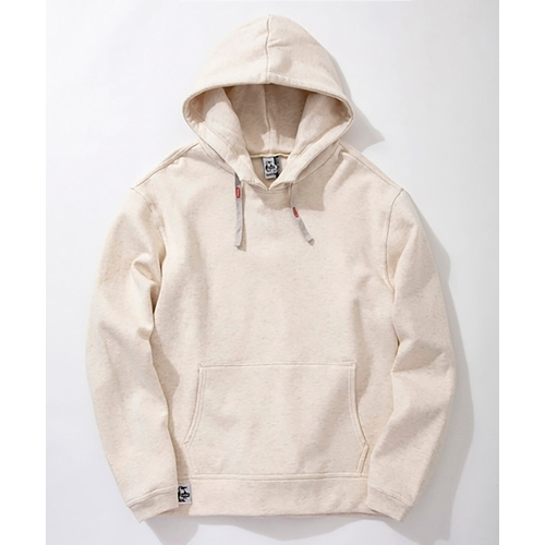 Logo Tape Pull Over Parka
