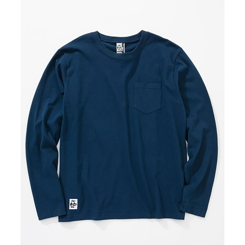 Utah Pocket L/S T-Shirt