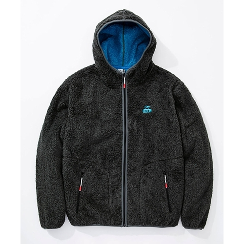 Bonding Fleece Parka